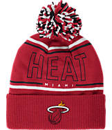 adidas Miami Heat NBA Energy Knit Hat