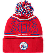 adidas Philadelphia 76ers NBA Energy Knit Hat