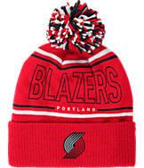 adidas Portland Trail Blazers NBA Energy Knit Hat