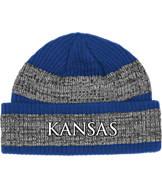 adidas Kansas Jayhawks College Player Watch Knit Cap