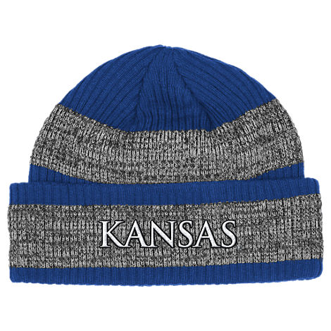adidas Kansas Jayhawks College Player Watch Knit Cap