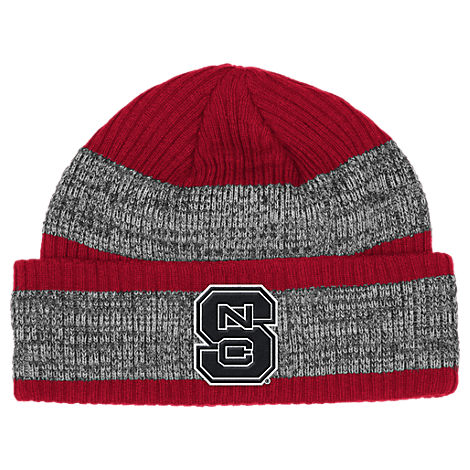 adidas NC State Wolfpack College Player Watch Knit Cap