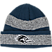 Front view of adidas Texas - San Antonio Roadrunners College Player Watch Knit Cap in Team Colors