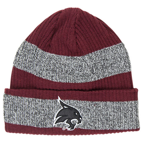 adidas Texas State Bobcats College Player Watch Knit Cap