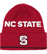 adidas NC State Wolfpack College Coach Cuffed Beanie Knit Hat