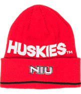 adidas Northern Illinois Huskies College Coach Cuffed Beanie Knit Hat