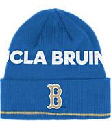 adidas UCLA Bruins College Coach Cuffed Beanie Knit Hat