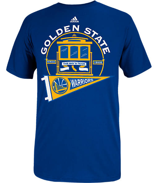 Men's adidas Golden State Warriors NBA Go-To T-Shirt
