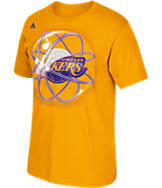Men's adidas Los Angeles Lakers NBA Horizon T-Shirt