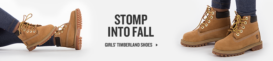 Shop Girls' Timberland Shoes.