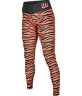 Women's Forever Cincinnati Bengals NFL Thematic Leggings