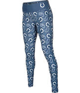 Women's Forever Indianapolis Colts NFL Thematic Leggings