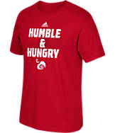 Men's adidas Louisville Cardinals College Glory T-Shirt