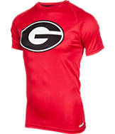 Men's Georgia Bulldogs College Big Logo T-Shirt