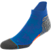 Front view of Men's Stance Cadence Tab Socks in Blue