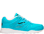 Boys' Grade School Reebok Ventilator Neon Casual Shoes