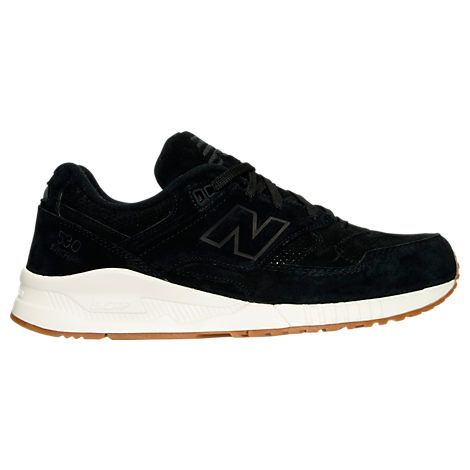 Men's New Balance 530 Lux Suede Casual Shoes