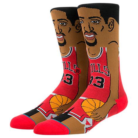 Stance Chicago Bulls Scottie Pippen NBA Socks