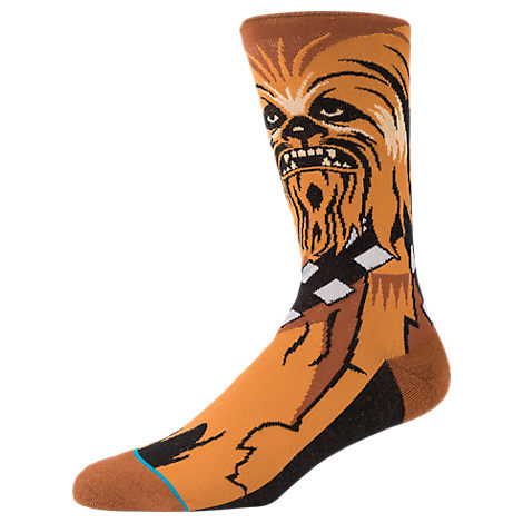 Men's Stance Star Wars Athletic Crew Socks