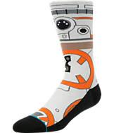 Men's Stance Star Wars Athletic Crew Socks