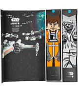 Men's Stance Star Wars 6-Pack Crew Socks