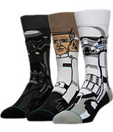 Men's Stance Star Wars 3-Pack Socks