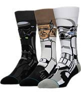 Men's Stance Star Wars 3-Pack Socks