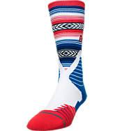 Men's Stance Fusion Basketball Crew Socks
