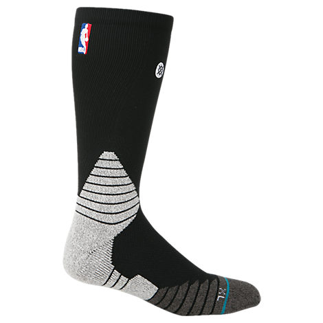 Men's Stance NBA Solid Crew Socks