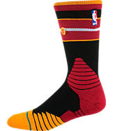 Men's Stance Miami Heat NBA Core Crew Socks