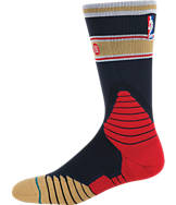 Men's Stance New Orleans Pelicans NBA Core Crew Socks