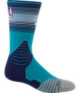 Men's Stance Charlotte Hornets NBA Logo Crew Socks