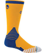 Men's Stance Golden State Warriors NBA Logo Crew Socks