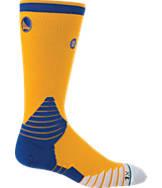 Men's Stance Golden State Warriors NBA Logo Crew Socks