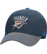 adidas Oklahoma City Thunder NBA Two-Toned Flex Performance Fitted Hat