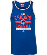 Men's Majestic Chicago Cubs MLB AC Team Tank