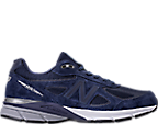 Men's New Balance 990 v4 Reflective Running Shoes