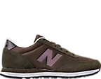 Men's New Balance 501 Suede Casual Shoes