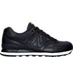 Men's New Balance 574 Flight Jacket Casual Shoes