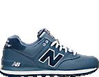 Men's New Balance 574 Pique Polo Casual Shoes