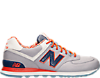 Men's New Balance 574 Luau Casual Shoes