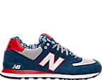 Men's New Balance 574 Paisley Casual Shoes
