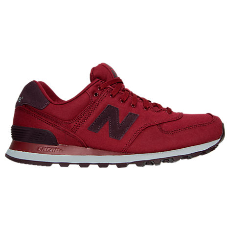 Men's New Balance 574 Canvas Waxed Casual Shoes