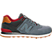 Right view of Men's New Balance 574 Collegiate Casual Shoes in NEB