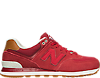 Men's New Balance 574 Collegiate Pack Casual Shoes