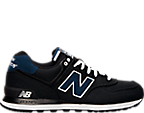 Men's New Balance 574 Pique Polo Casual Shoes