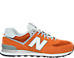 New Balance 574 Suede Men's Casual Running Shoes