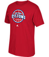 Men's adidas Detroit Pistons NBA Primary T-Shirt