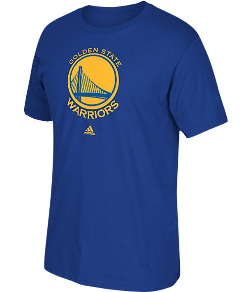 Men's adidas Golden State Warriors NBA Primary T-Shirt
