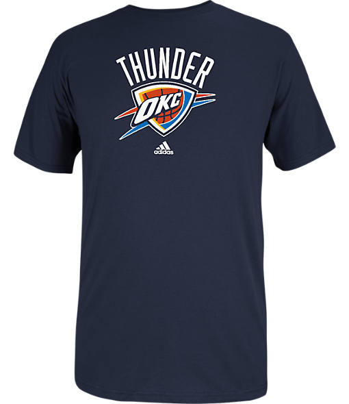 Men's adidas Oklahoma City Thunder NBA Primary T-Shirt